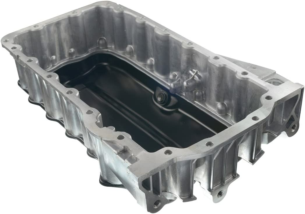 Engine Oil Pan Sump for Volkswagen Jetta 2011 2012 2013 2014 l4 2.0L