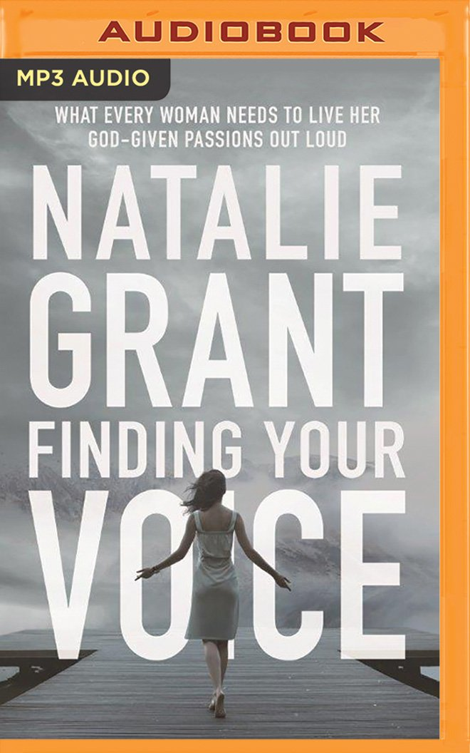 Finding Your Voice: Natalie Grant: 9781531831998: Amazon com