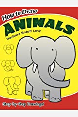 How to Draw Animals (Dover How to Draw) Paperback