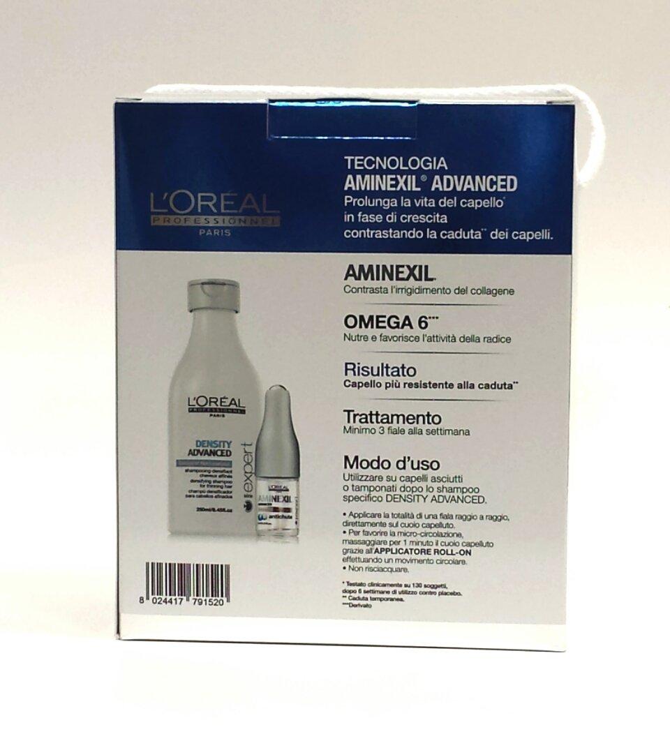 Kit de champú + ampollas de LOréal Serie Expert Aminexil: Amazon.es: Belleza