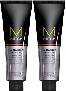PAUL MITCHELL MEN by Paul Mitchel MITCH HARDWIRED MAXIMUM HOLD SPIKING GLUE 2.5 OZ (Package