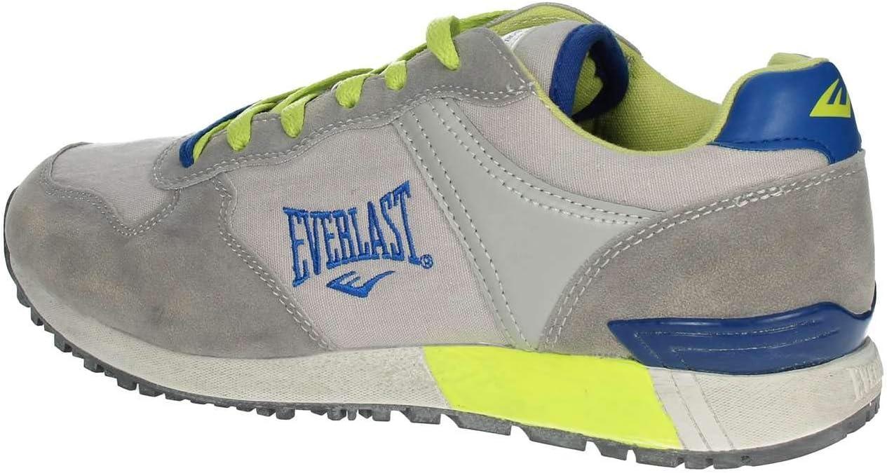 Everlast MX-301 Sneakers Hombre Gris 40: Amazon.es: Zapatos y complementos