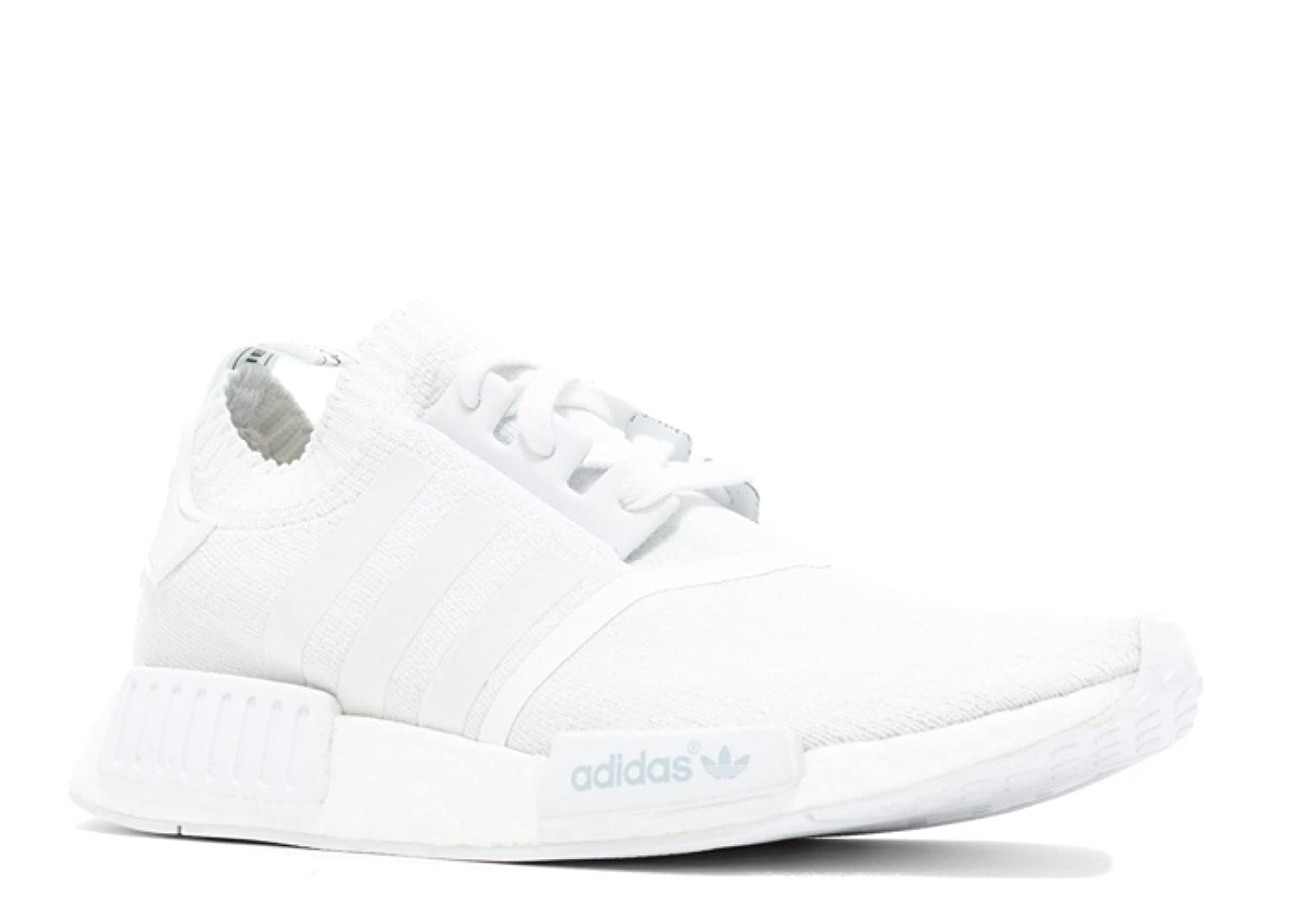 buy popular 98824 44a4b Amazon.com | adidas Mens NMD Runner PK White Size 13 | Running