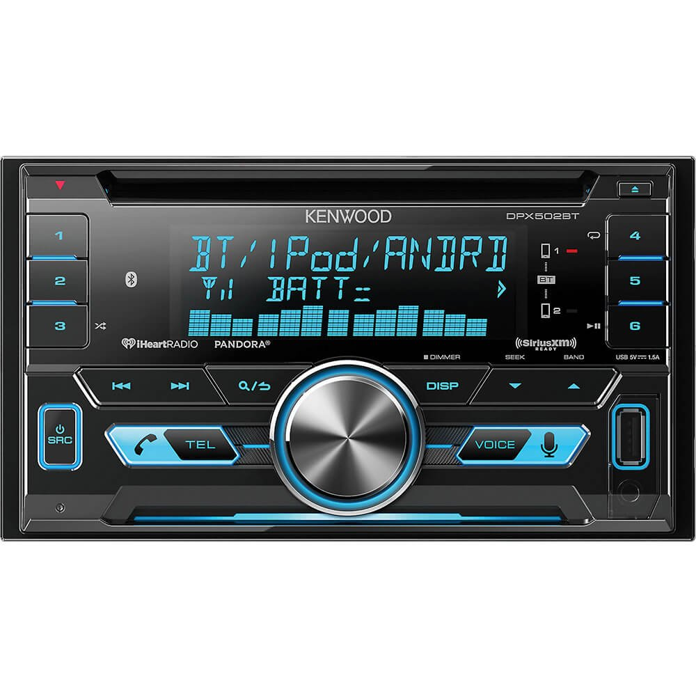 Kenwood Receiver A Wiring Harness For Ez500 Dpx502bt Double Din Cd With Usb Interface Bluetooth