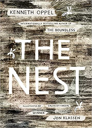 Image result for the nest by kenneth oppel