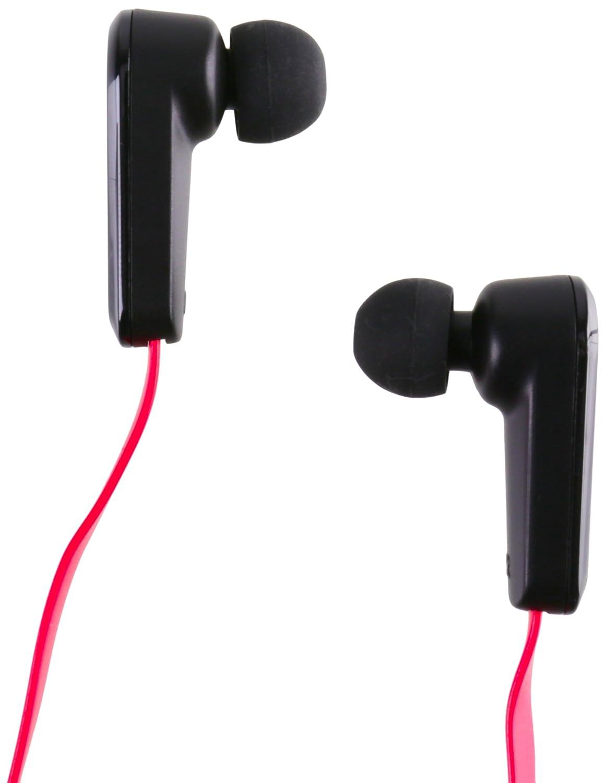 f6b2480e4a9 Amazon.com: iLive IAEB34B Bluetooth Earbuds (Red): Home Audio & Theater