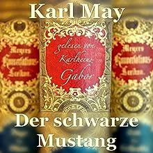 Der schwarze Mustang Hörbuch von Karl May Gesprochen von: Karlheinz Gabor