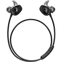 Bose SoundSport Wireless Headphones, Black - 761529-0010