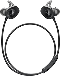Bose SoundSport Wireless Bluetooth Headphones, Black