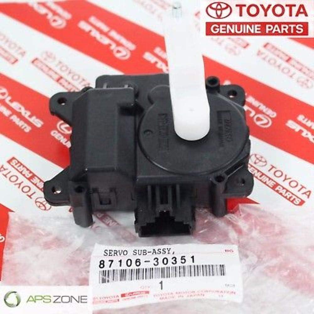 TOYOTA SERVO SUB-ASSY 87106-48020 brand new Original