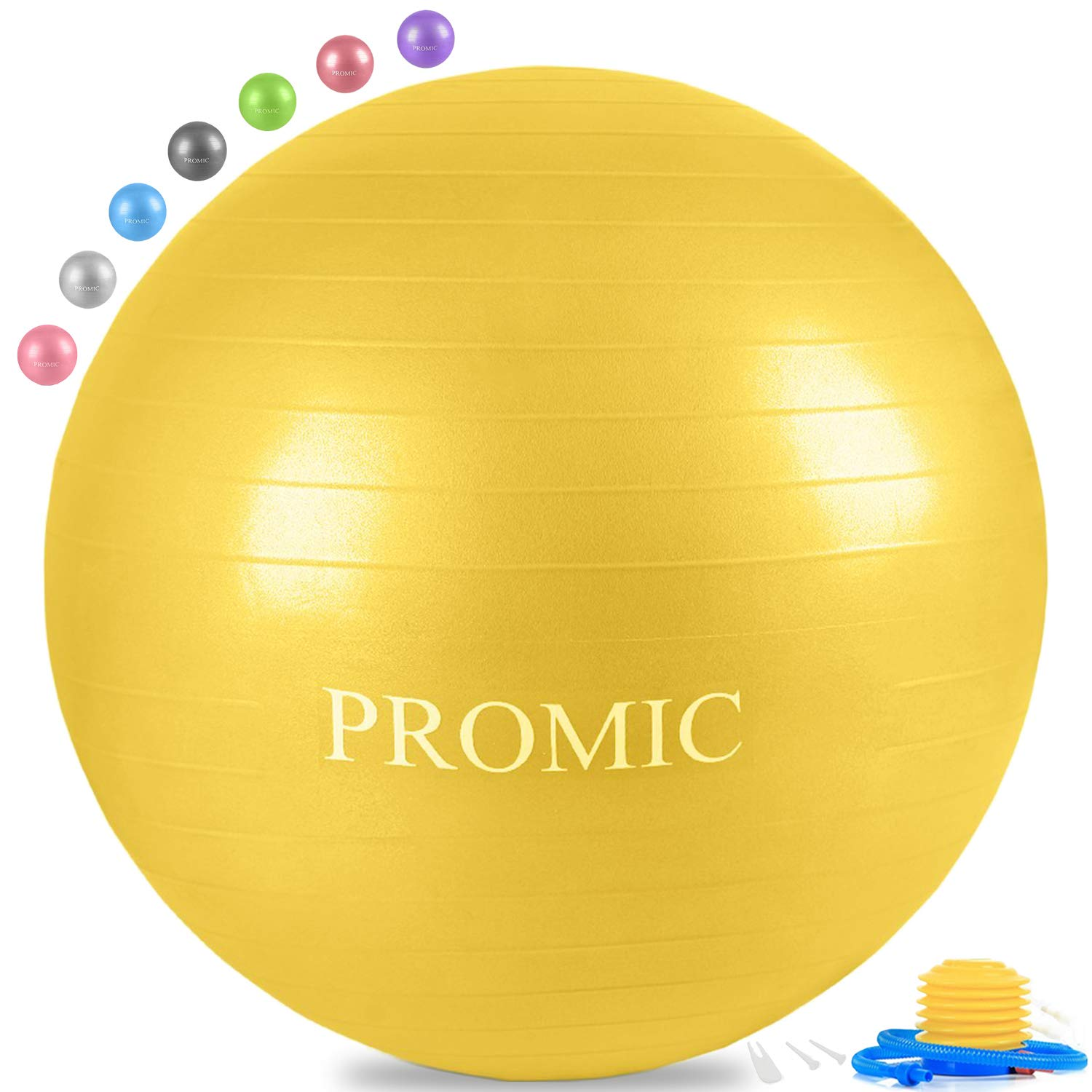 PROMIC Professional Grade Static Strength Exercise