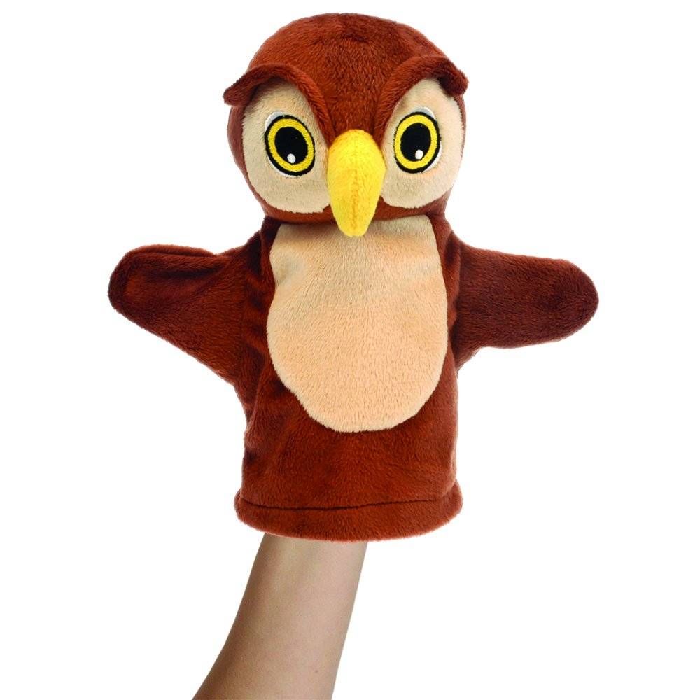 The Puppet Company - My First Puppet - Owl Hand Puppet [Baby Product]