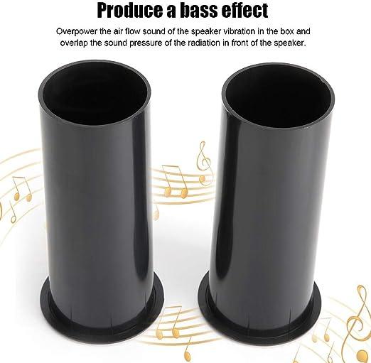 Vbestlife Speaker Inverter Tube 5 91in 60mm Offenes Elektronik