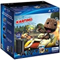 PS3 Slim 250GB Little Big Planet Karting Move Bundle (PlayStation 3)