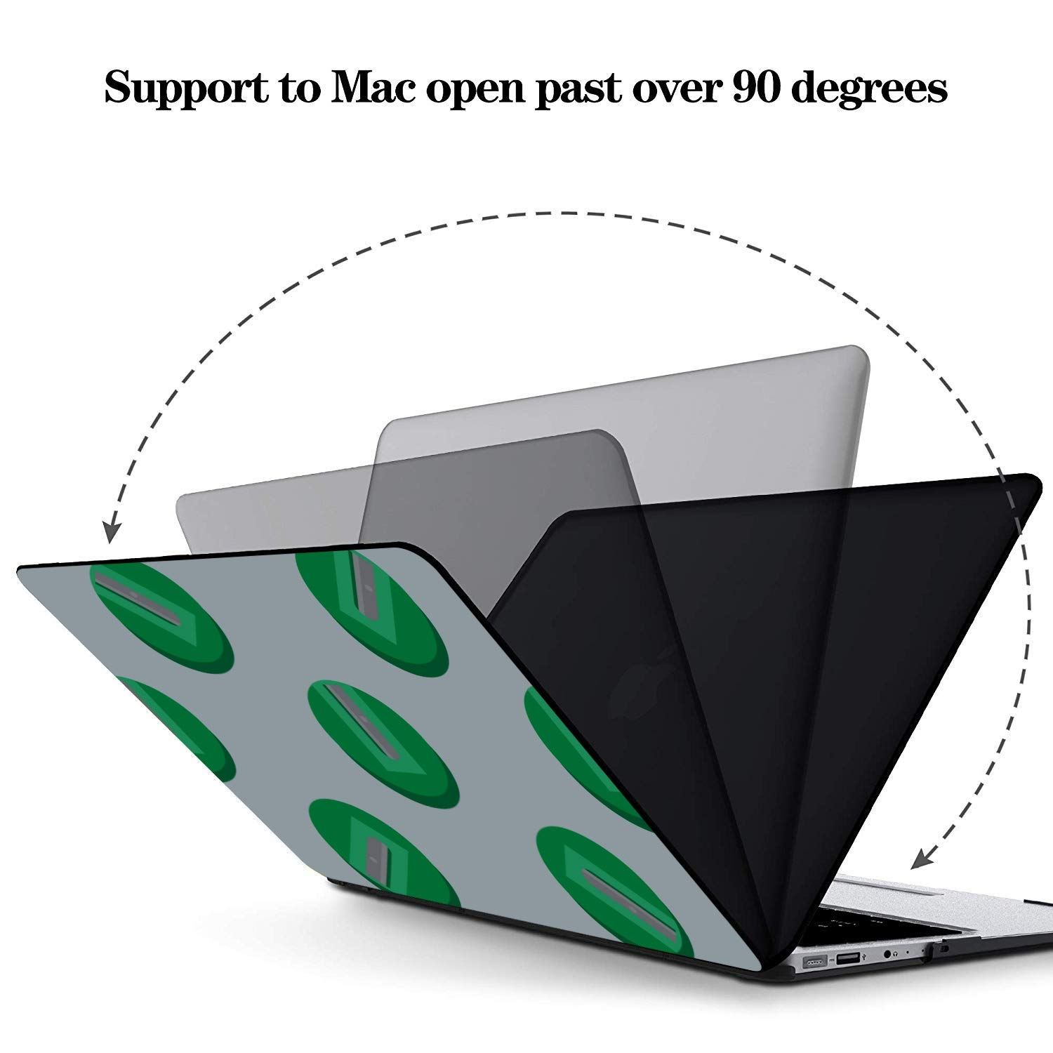 13 MacBook Air Case School Supplies Pencil Sharpener Plastic Hard Shell Compatible Mac Air 11 Pro 13 15 Laptop Shell Protection for MacBook 2016-2019 Version