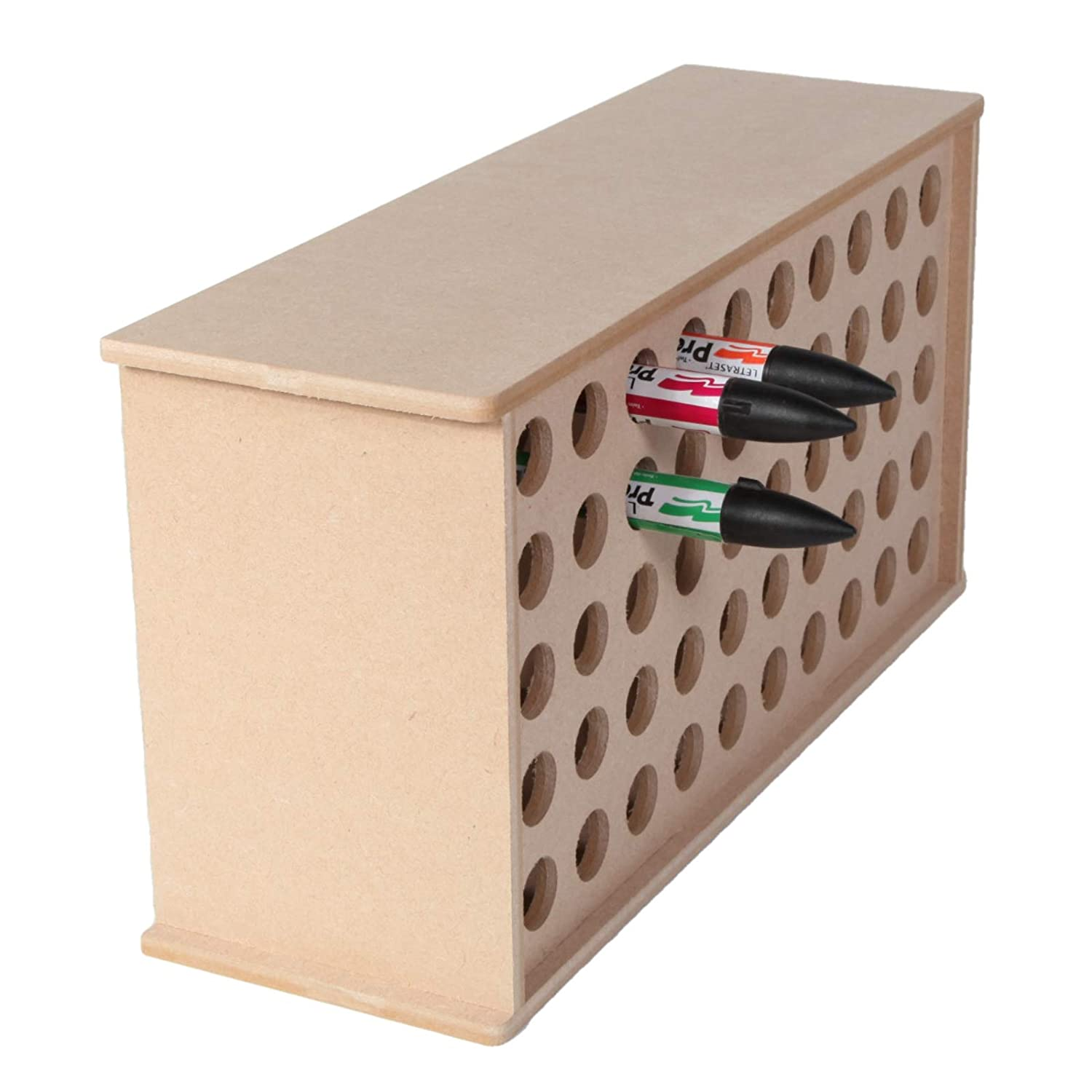 Pen Storage Holder for Spectrum Aqua Noir /& Promarkers etc up to 20mm wide
