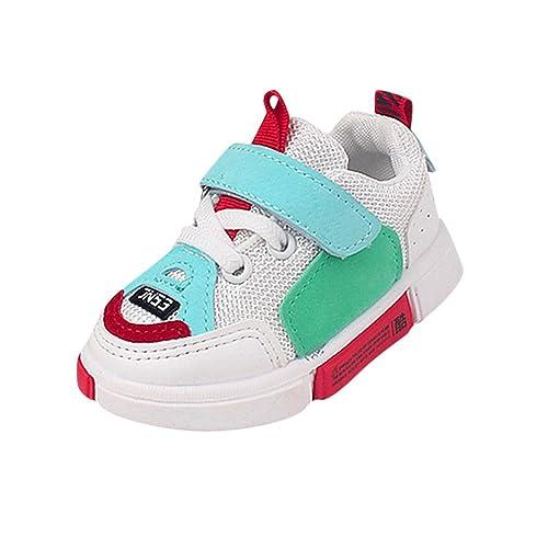 Zapatillas Niño, K-youth Zapatillas para Bebés Zapatos para Niño Zapatos de bebé Malla