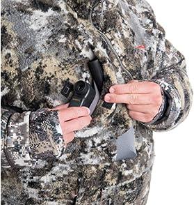 side pocket