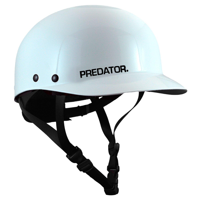 Predator Shiznit Kayak Helmet-White-L/XL