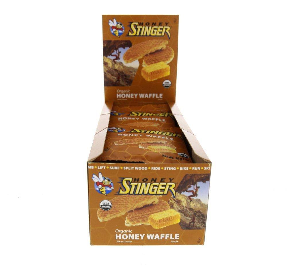 Organic Waffle - Honey 16/1.06 Ounce (30 g) Packets