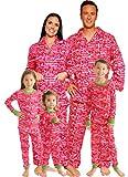 Christmas Cheer Family Matching Flannel Pajamas by SleepytimePjs