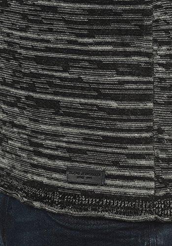 Black Da Uomo Maglione Blend Pullover Maglieria Cotone In 100 Con Lino Girocollo 70155 wIU6qUP