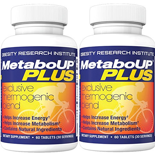 Lipozene MetaboUP Plus Thermogenic Fat Burner Weight Loss -