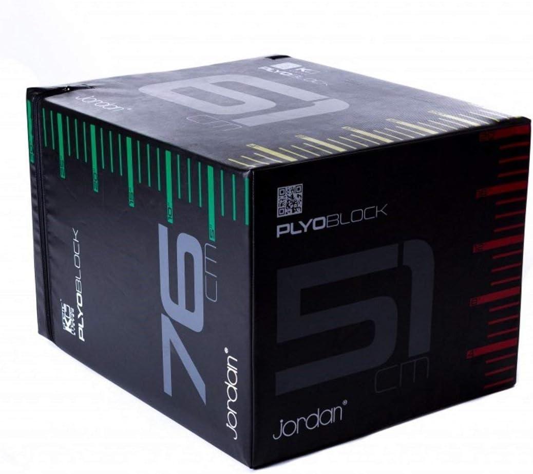 3-in-1 Soft Plyo Block 20 x 24 x 29