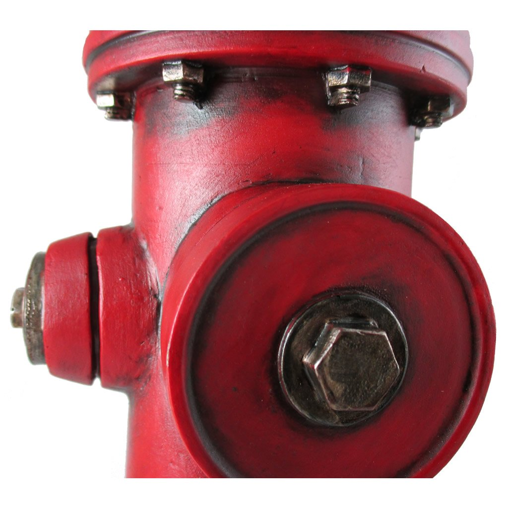 Fire Hydrant for Dogs 14 inch Outdoor Garden Statue Yard Decoration Lawn Ornament