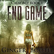End Game Audiobook by Ginger Booth Narrated by Laura Bannister