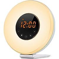 STOGA Luz Despertador Wake Up Light, Despertador