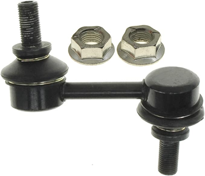ACDelco 46G20592A Advantage Front Suspension Stabilizer Bar Link Kit with Link Boots and Nuts