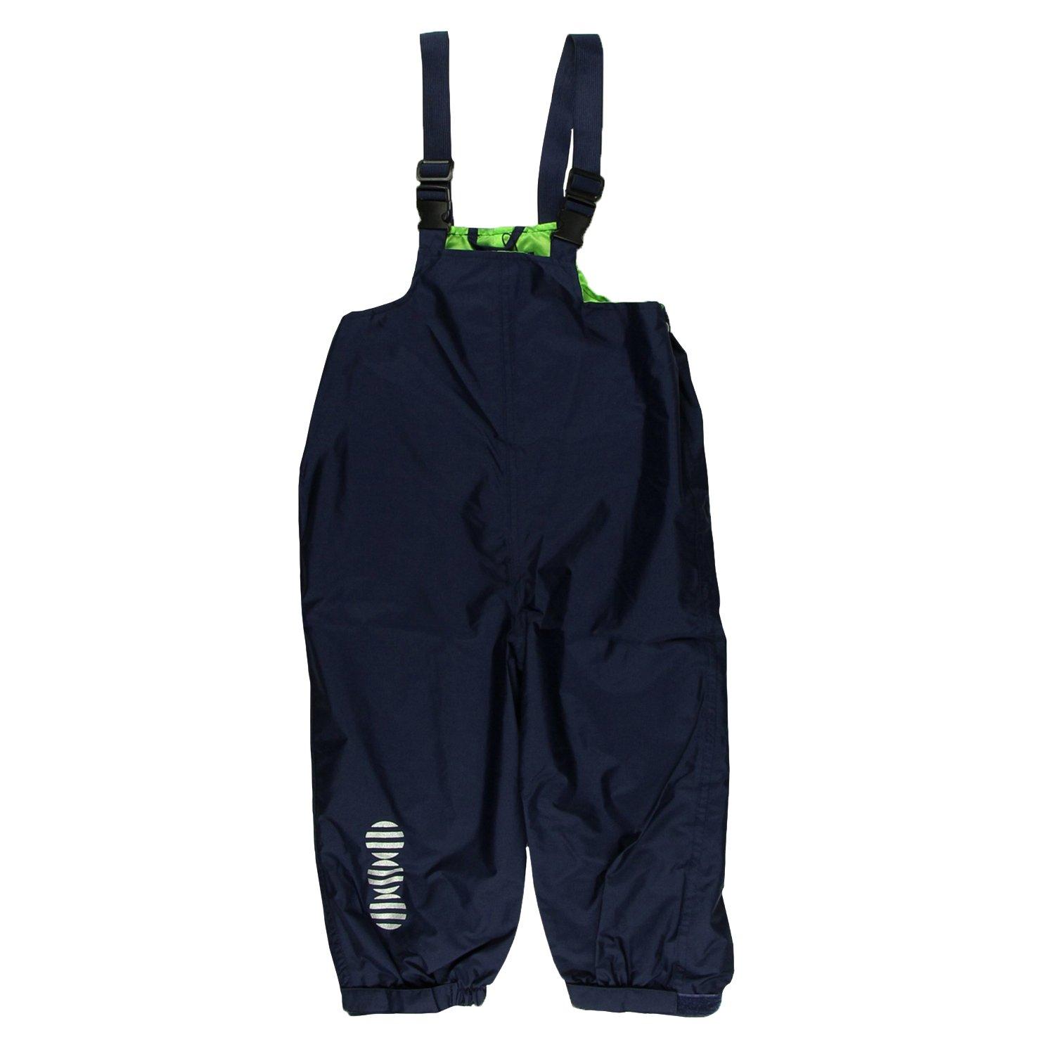 Minymo Basic 24 -Rain Overalls -Solid, Pantaloni impermeabili Bambino 3624