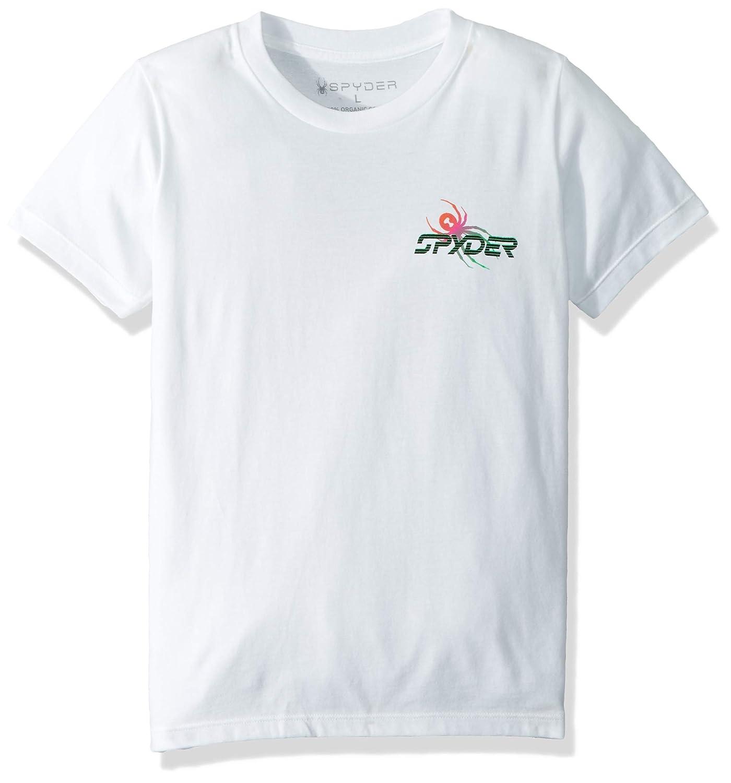 Spyder Radical 78 Organic Cotton Short Sleeve T-Shirt