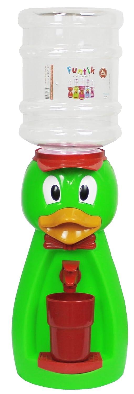 Dispensador de agua infantil Patos Diseño - con grifo (Niños Cumpleaños 2L Reservorio grifo con taza: Amazon.es: Hogar