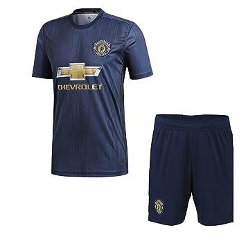 Damofy Camisetas de fútbol Personalizadas, 2018-2019 (Local y ausente) Soccer Jersey