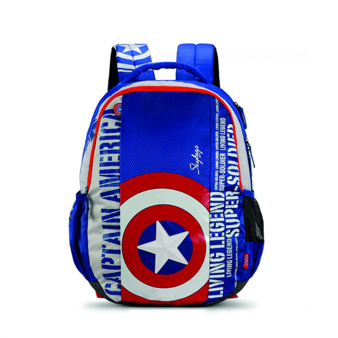 Skybags SB Marvel 08 31 Ltrs Blue Casual Backpack (SBMRV08EBLU)