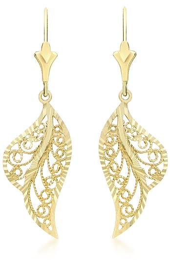 Gold earrings sale uk