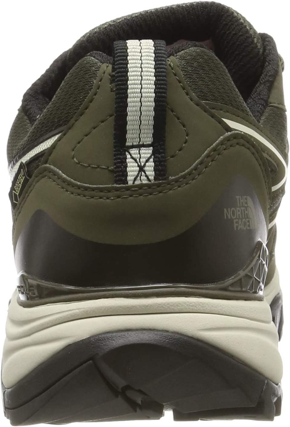 North Face M Hedgehg Fp GTX(EU) Walking Shoes New Taupe Green TNF Black