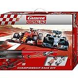 Carrera Digital 143 - Championship Race Off Race Track by Carrera USA