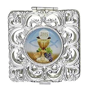 Anzmann - Cajita de rosario de filigrana