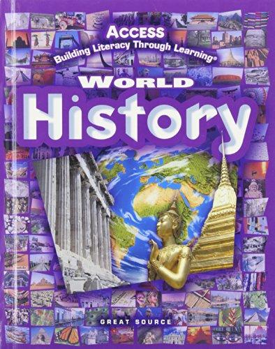 ACCESS World History: Student Edition Grades 5-12 2008