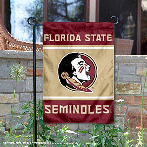 College Flags and Banners Co. Florida State Seminoles Garden - Florida University Collegiate State