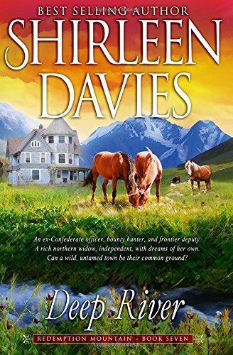 Download Deep River (Redemption Mountain Historical Western Romance) (Volume 7) pdf