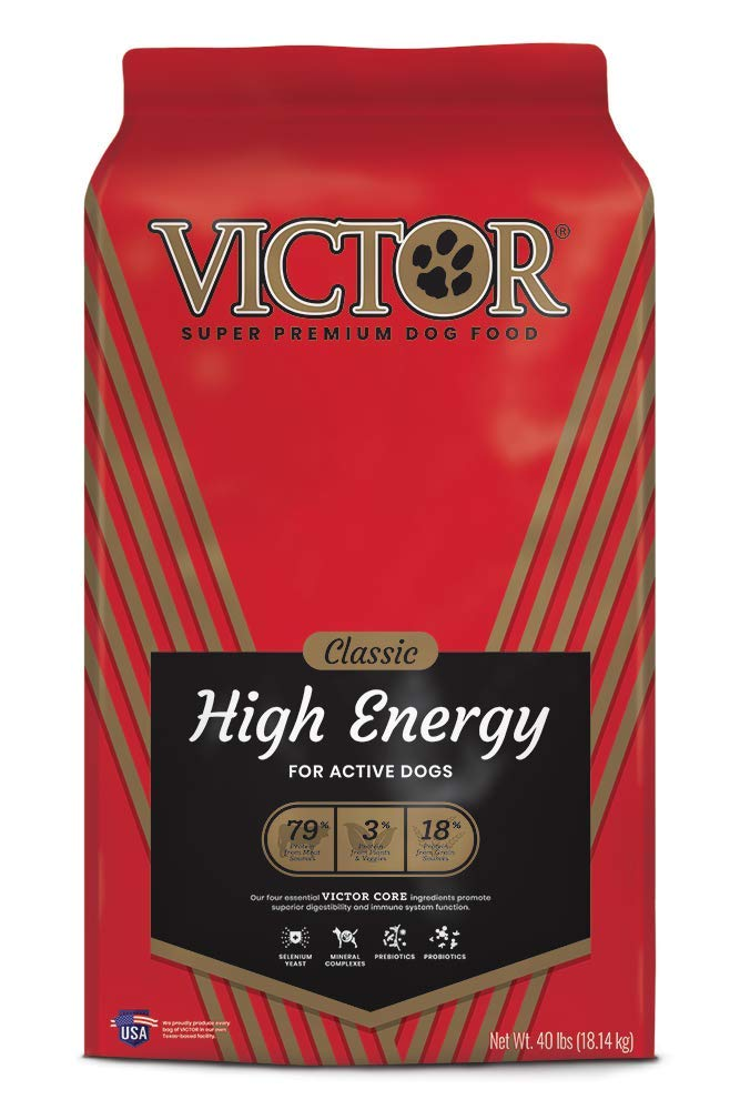 Victor Classic – High Energy, Dry Dog Food