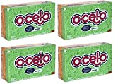 O-Cel-O Medium Sponge , Color May Vary, 2-Count (Pack of 4) Total 8 Sponges