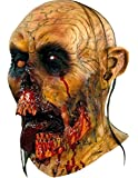 Bloody Zombie Tongue Adult Latex Face Mask