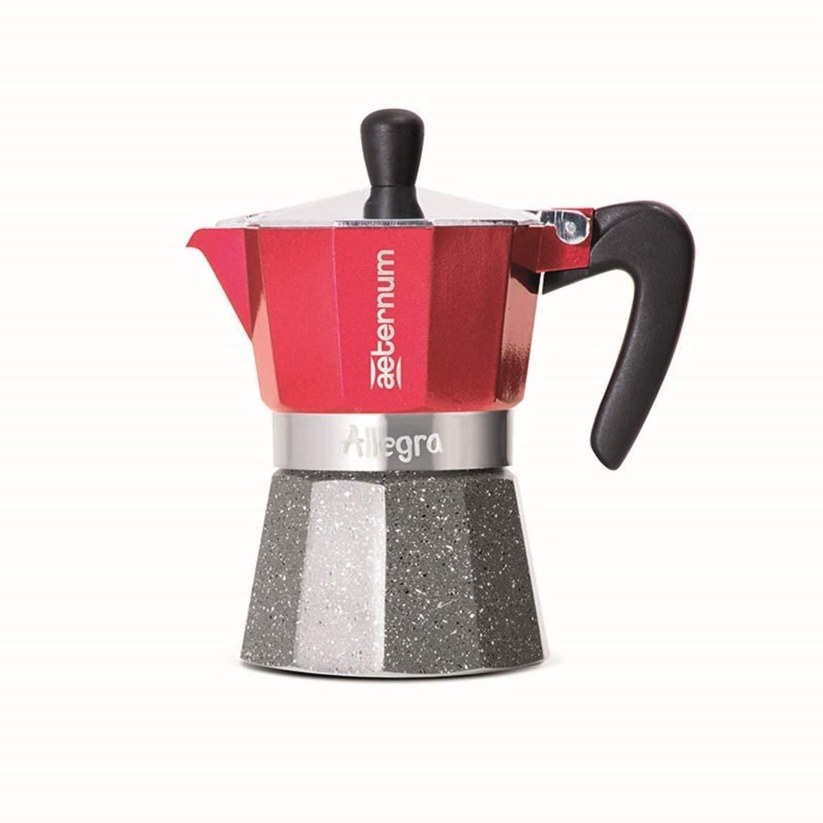 Bialetti Aeternum - Cafetera Italiana para 3 Tazas: Amazon.es: Hogar