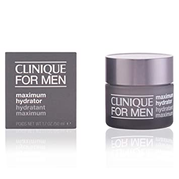 clinique for men maximum hydrator
