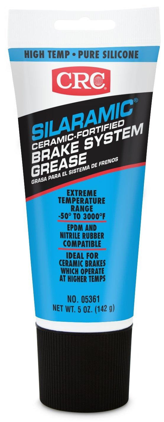 CRC 05361 Silaramic Brake System Grease - 5 oz. by CRC